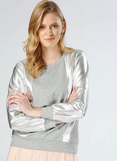 Black Pepper Sweatshirt Gümüş